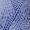 Drops Drops Cotton LIght Uni 33 - blauw hyacint