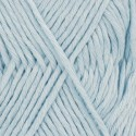 Drops Drops Cotton LIght Uni 08 - ijsblauw