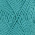Drops Drops Cotton LIght Uni 14 - turquoise