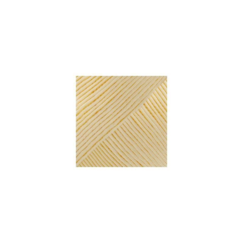 Drops Drops Muskat Uni 07 - jaune clair