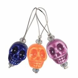 KnitPro Stich Markers Skull...