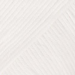 Drops Safran Uni 17 - blanc