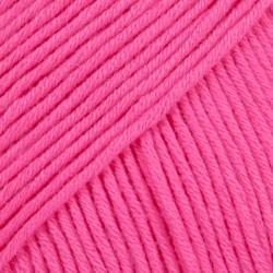 Drops Safran Uni 55 - pink