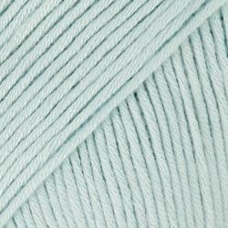 Drops Safran Uni 50 - ijsblauw