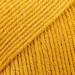 Drops Safran Uni 66 mustard