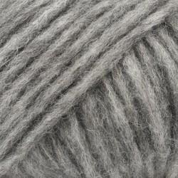 Drops Wish Mix 07 medium grijs
