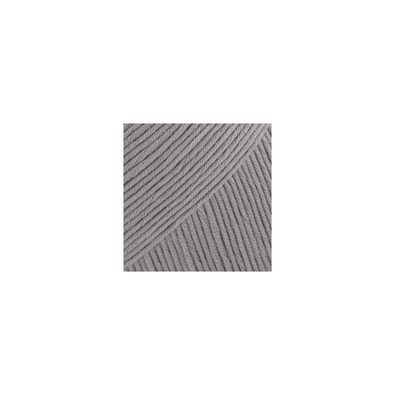 Drops Drops Safran Uni 07 - medium grey