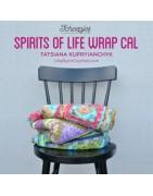 Scheepjes CAL Spirits of Life Wrap