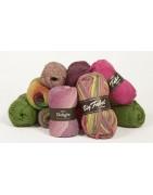 Bij Bizzy Lizzy vindt U wol van Lang Yarns, Drops, Katia, Scheepjes...