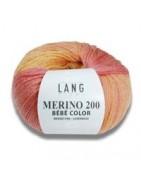 Lang Yarns Merino 200 Bebe Color - Koop online bij Bizzy Lizzy!