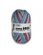 Lang Yarns Super Soxx Cotton Stretch