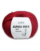 Lang Yarns Alpaca Soxx 4-Fach/4-Ply