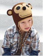 Katia Monkey Kid's Cap