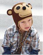 Katia Monkey Kid's Cap