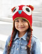 Katia Owl Kids Cap