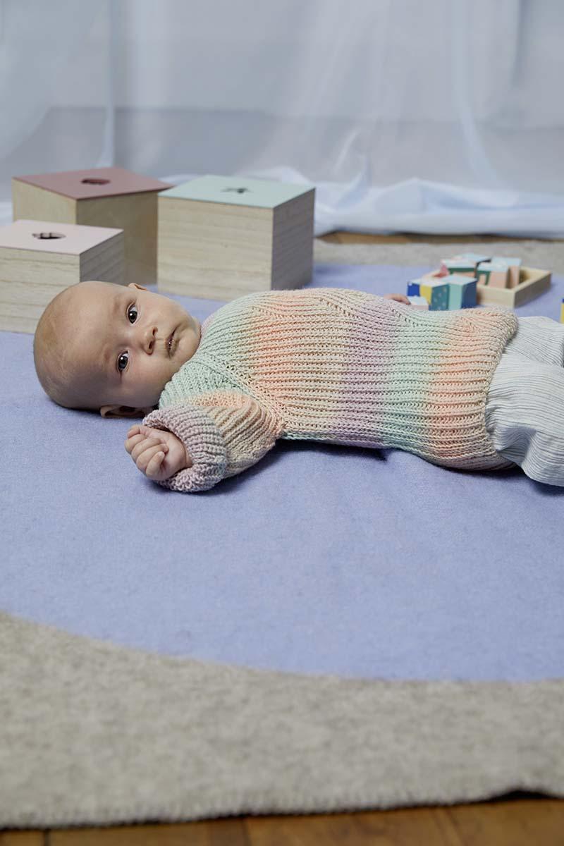 Lang Yarns Merino 200 Bebe Color